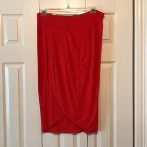 The Limited- Outback Red line, summer skirt